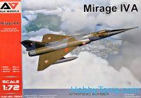 Mirage IV A Strategic bomber. Re-release