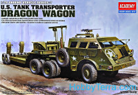 WWII Ground vehicle series. US tank transporter