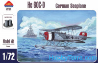 German seaplane He 60C-D