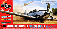 Messerschmitt Bf.109E-3/E-4 fighter