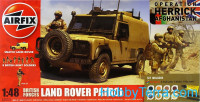 Gift Set. British Forces - Land Rover Patrol