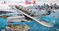Dornier Do-X flying boat<span style=