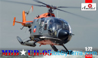 MBB UH-05 helicopter, Chilean Air Force
