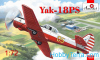 Yak-18PS aerobatic aircraft