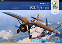 Fighter PZL P.7a 1939 (Expert Set)