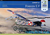 Fighter Fokker E.V (Expert Set)