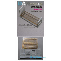 Soviet Army bed, 2pcs