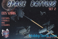 Space battles, set 2