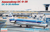 DC-9-30 Airliner