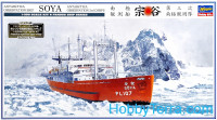 Antartica Observation Ship Soya