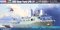 USS New York (LPD-21) landing ship