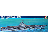 USS Ronald Regan CV-76 aircraft carrier