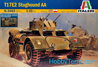Armored Car T17E2 Staghound AA