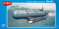 German midget submarine