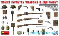 Soviet infantry weapons and equipment