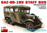 GAZ-05-193 staff bus