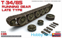 T-34/85 Running gear, late type
