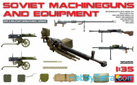 Soviet machineguns and equipment