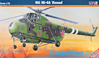 Helicopter Mil Mi-4A