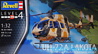 Helicopter UH-72A