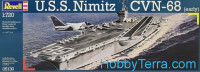 U.S.S. Nimitz CVN-68 (early)
