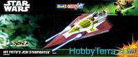 Star Wars. Kit Fisto's Jedi Starfighter (Clone Wars) - easy kit