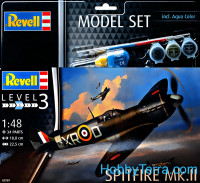 Model Set. Spitfire Mk.II