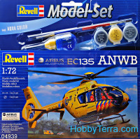 Model Set. Airbus Heli EC135 ANWB
