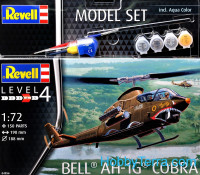 Model Set. Helicopter AH-1G Cobra