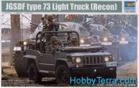 JGSDF type 73 light truck