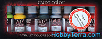 Game Color Set. Orcs and Goblins 8x17ml