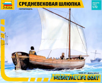 Medieval life boat